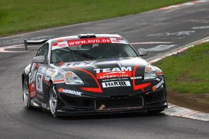 Nissan 350z Race Car