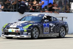 Nissan GT-R Race Car